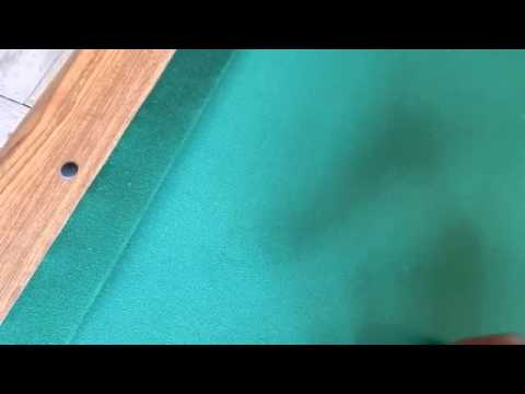 Test Pool Table Cushion, Bumpers, Or Rails, Good Or Bad_ Mp3