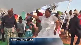 Pleasure Maja Tsa Manyalo: Makoti wa baba.