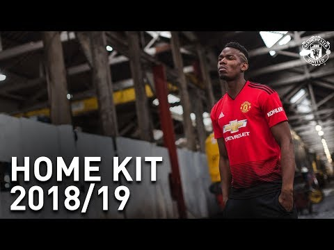 3b93812db9a Introducing The Manchester United Home Kit