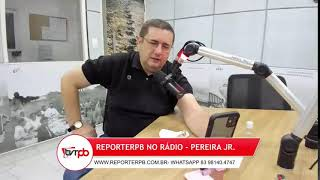 Programa Reporterpb no Rádio do dia 20 de Setembro de 2021