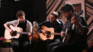 """Bear's Den - """"Magdalene"""" + Interview - Live from The Paste Parlour at CMJ"""