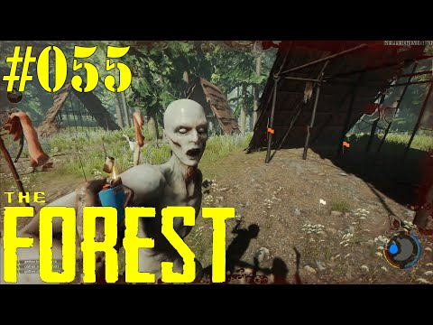 THE FOREST [HD|60FPS] #055 - LPT - Nachschub ★ Let's Play Together The Forest