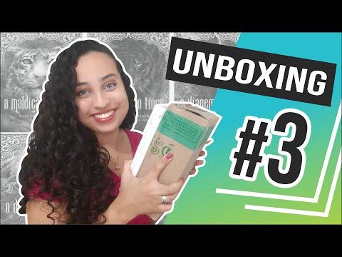 UNBOXING - Completando a série A Maldição do Tigre | Karina Nascimento | Paraíso dos Livros
