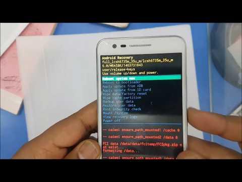 Lenovo vibe c2 K10A40 FRP Unlock (new method ) - Youtube