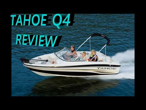 TAHOE Q4 BOAT REVIEW