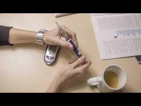Diabetes tratada con enzimas