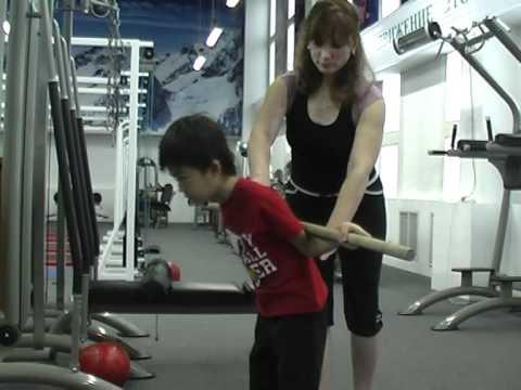 Выпрямление осанки комплекс упражнений