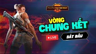 🔴LIVE   Vòng chung kết giải đấu Mocha Free Fire Fight và màn chạm trán của 6 streamers hot nhất: Cô