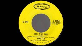 1970_339 - Donovan - Riki Tiki Tavi - (45)