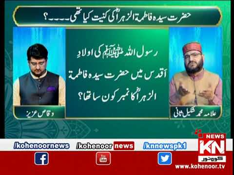 Rah-e-Falah iftar Transmission 27 April 2020 | Kohenoor News Pakistan
