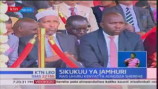 Rais Uhuru Kenyatta atoa wito kwa chama cha upinzani NASA