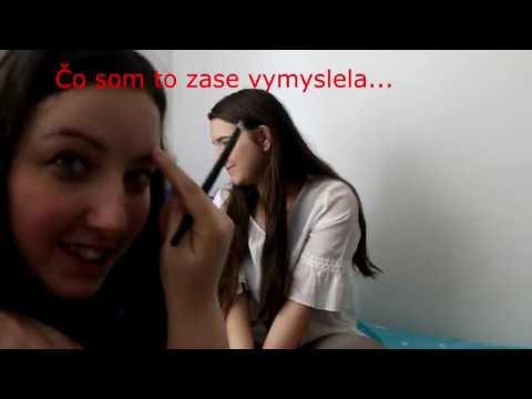 MakeUp Challenge - Neira s LajaXis - Sesterská Challenge