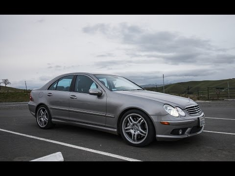 Download 2006 Mercedes C55 AMG - Ownership Review And Driving Impressions HD Mp4 3GP Video and MP3