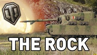 World of Tanks || THE ROCK