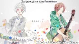 Kiss ~Kaerimichi no Rabusongu - Uratanuki x Mafumafu - Sub. Español + Romaji