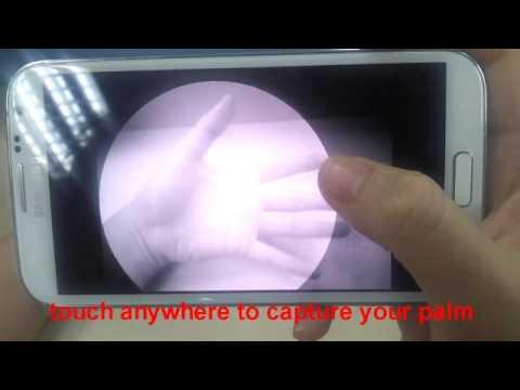 Video of Palmist True Vision Pro 2
