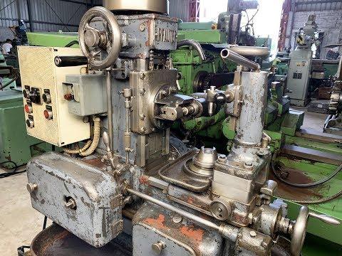 Pfauter RS00 Gear Hobbing Machine