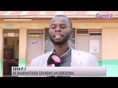 Abaakwatiddwa ebigezo bya p.7 basobeddwa