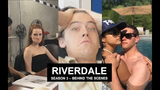 Riverdale Season 3 | Instagram Behind The Scenes