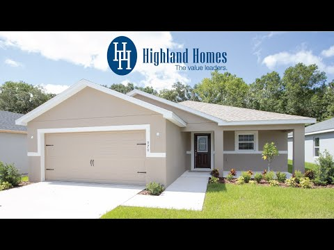 Cambry Home Plan Video