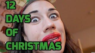 Miranda's 12 Days of Christmas!