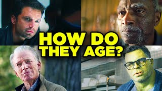 Falcon and Winter Soldier: Super-Soldier Aging Explained! | Big Question