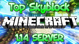 top 3 skyblock servers - Website to share and share the best