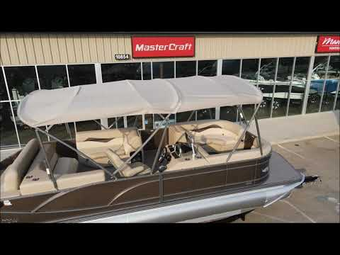 2021 Manitou 25 SES Bench in Madera, California - Video 1