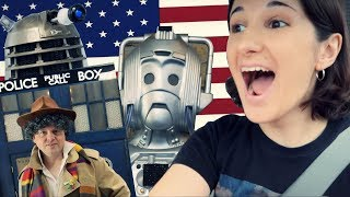 America's Largest DOCTOR WHO Store/Museum is WHERE!?!