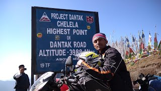 preview picture of video 'Motorcycle Trip To Bhutan- Update Chelela Pass | Bhutan The Land Of The Thunder Dragon'