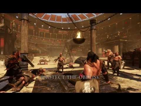 Ryse: Son of Rome - Mars' Chosen Pack trailer