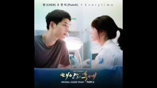[ Ringtones ] Every time (Chen Version) [ Descendants Of The Sun OST ] v1