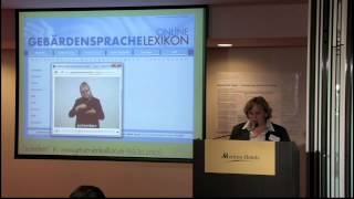 Annette Klosa: Internet lexicography: requirements, concepts, research approaches