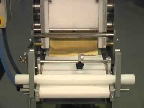 Machines for Pasta Sheet Series A