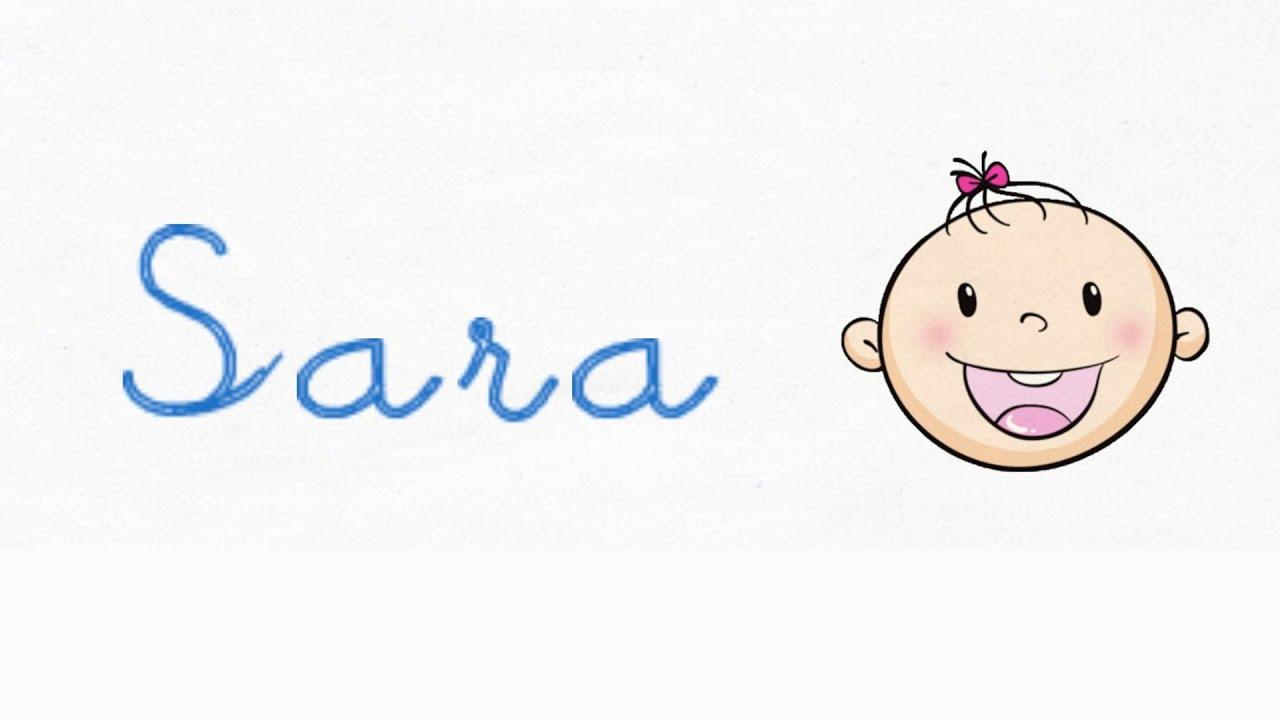 Significado de Sara - Nombre de niña