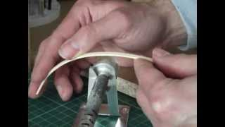 Plank bending