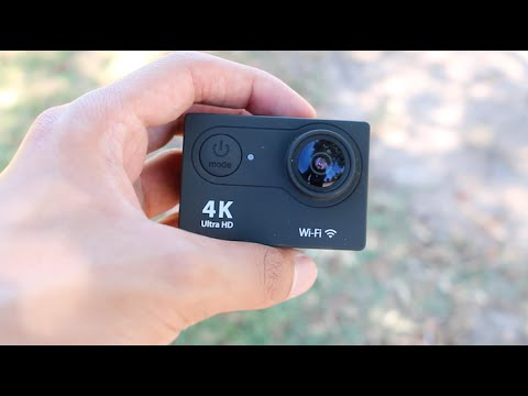 4k Action Camera review!