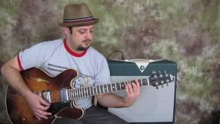 Jazz Guitar Lessons : Fly Me to the Moon - part 2