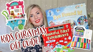 KIDS CHRISTMAS GIFT GUIDE! | MY KIDS FAVOURITE EVER TOYS | KATE MURNANE
