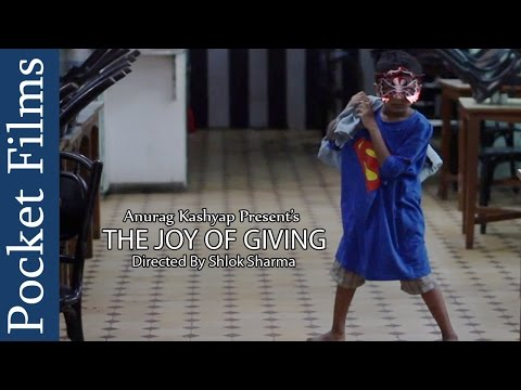 Touching Hindi Short Film -The Joy Of Giving | Produced by Anurag Kashyap | Pocket Films