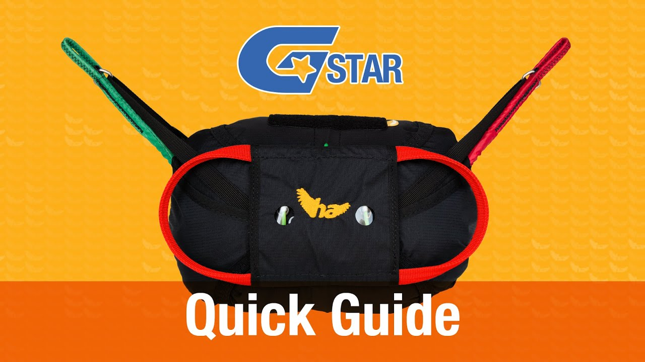 High Adventure Gstar - Quick Guide