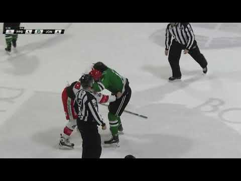 Steven Oligny vs. Derek Parker