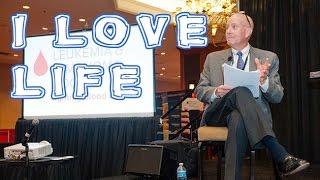 I Love Life: Leukemia Survivor Offers Message of Hope!