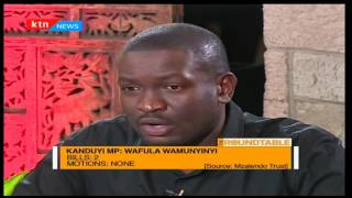 The Roundtable: With Edwin Sifuna, Karen Nyamu, Boniface Mwangi and Benedict Wachira [Part 2]