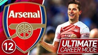 FIFA 19 ARSENAL CAREER MODE #12 | DEADLINE DAY DEAL?! (ULTIMATE DIFFICULTY)