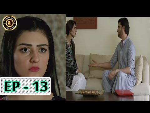 Tumhare Hain Episode 13 - 21st April 2017 - Top Pakistani Drama