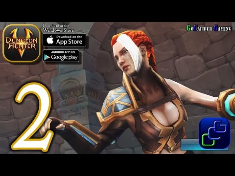 dungeon hunter 2 ios download