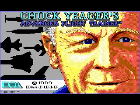 Chuck Yeager's Advanced Flight Trainer 2.0 PC