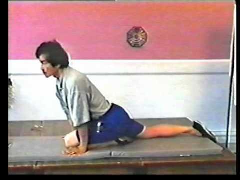 Che fare se i muscoli di un dorso e un danno di gamba
