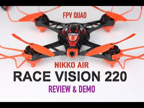 drl-nikko-air-race-drone-vision-220-fpv-pro--review--demo